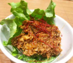 「イッポウ」で八丁味噌の野菜ラーメンをご紹介いただきました(^o^)/