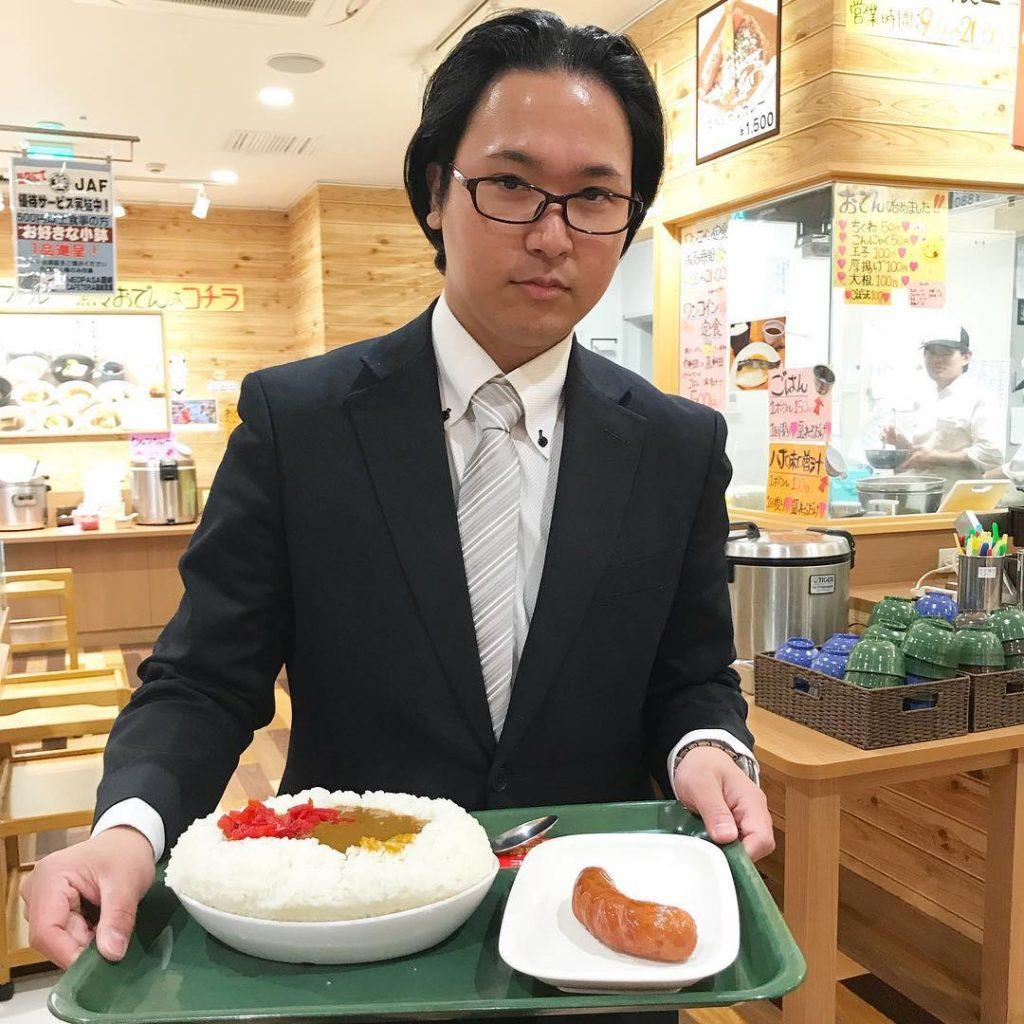 セルフカレー従業員記録超え(^o^)/