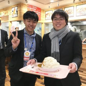 500円定食のメイン!『チキンステーキ』『秋刀魚の塩焼き』
