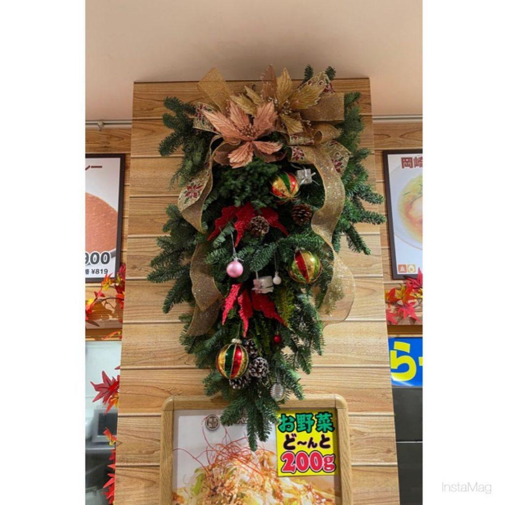 クリスマスまで1ヶ月きりました🎄