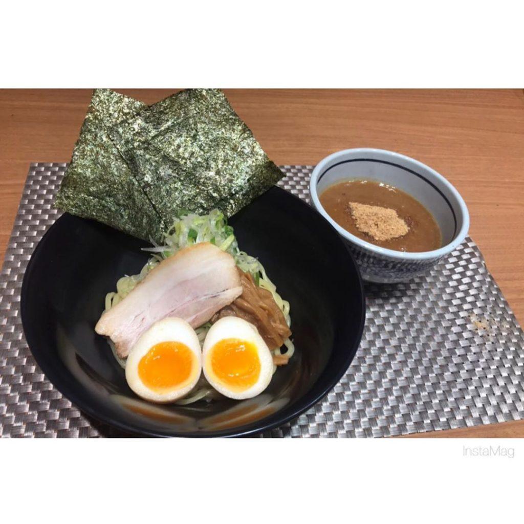 八丁味噌つけ麺が10月1日から始まります!